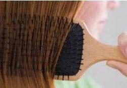 راه استفاده از نرم کننده مو