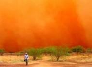 تماس با گرد و غبار و اثرات آن بر سلامت
