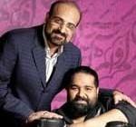 پنج خواننده محبوب ایرانی در کنار یک دیگر (عکس)