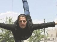 زن ایرانی  که با شجاعت خود بدل کار شد