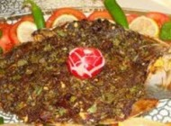 طرز تهیه ماهی قزل آلا با کمترین کالری
