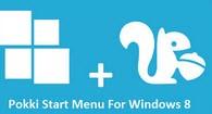 چگونه برای ویندوز 8 خود یک منو شروع بسازیم