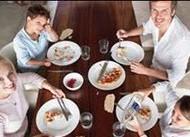 با خلق و خوی خوب غذا بپزید و غذا بخورید
