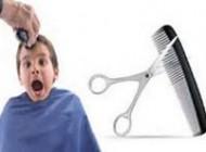چرا کودکانمان از آرایشگاه هراس دارند؟