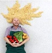 تغذیه عامل اصلی رشد موها است