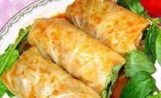 طپخ دلمه کباب ( غذای هلندی )