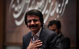 نامه استاد عزت الله انتظامی درباره سوء استفاده از شهرت وی
