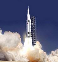 فوق العاده ترین  موشک تاریخ به فضا رفت