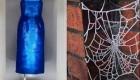 ساخت لباسی از ابریشم  به استحکام فولاد