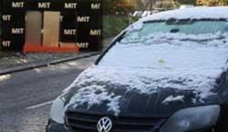 پوشش جدیدی برای شفاف نگه داشتن شیشه خودرو