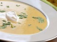 طپخ سوپ تره فرنگی