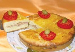تهیه کیک کالباسی