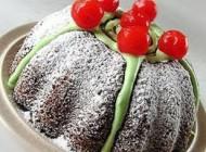 تهیه کیک چای سبز