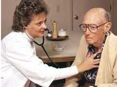 راهی برای کمک به یبوست و بی اختیاری ادرار در سالمندان
