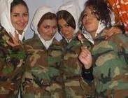 اگر دخترا سربازی می رفتند چی میشد !