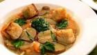 تهیه سوپ ایتالیایی کاملا گیاهی