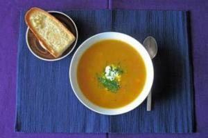 اصول تهیه سوپ