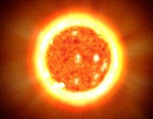 مواد سوختنی موجود در خورشید از چه جنسی است؟