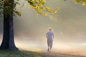 دویدن با شکم خالی چند درصد به لاغری کمک می کند؟