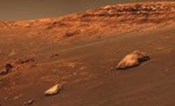 دلیل قرمز بودن مریخ