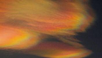 نادرترین و زیباترین  ابرهای روی زمین