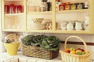 اگر آشپزخانه ی کوچک دارید این توصیه ها را رعایت کنید