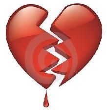پیامک غم انگیز دل شکسته (6)