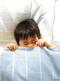 چرا کودکان دچار کابوس زدگی می شوند