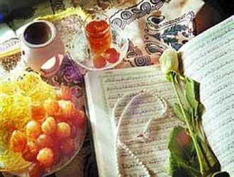 توصیه های پزشکی برای برنامه غذایی ماه رمضان