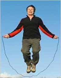 فواید و اثرات مفید طناب زدن برای شما