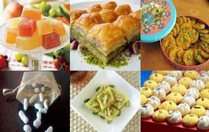 شیرینی های معروف ایرانی