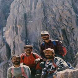 کوهنوردی در ایران از کی پا گرفت