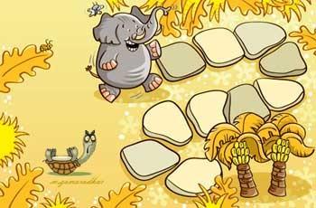 قصه های جالب و کودکانه ی لاکی و فیلی