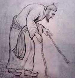 شرح حکایت درس بهلول به شیخ جنید