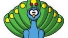 داستان کودکانه ی دم طاووس