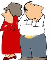 نحوه ی صحیح و اصولی انتقاد از همسر خود