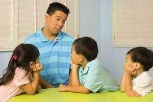 جملات ممنوع برای کودکان