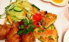 طبخ جوجه كبابی ژاپنی با برشهای كدو