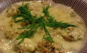 طبخ کوفته یونانی