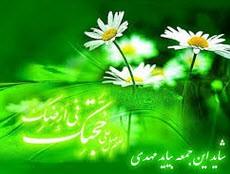 اس ام اس های تبریک تولد حضرت مهدی (15)