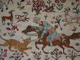 چگونگی دسته بندی انواع فرش های ایرانی