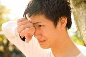 چرا مردها بهتر است گریه نکنند؟