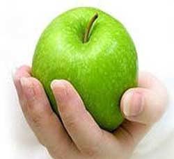 فال دانه سیب و شناسایی دلداده خود