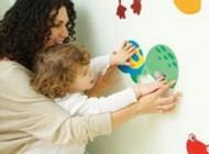 استیکر گزینه ی مناسب برای تزئین  اتاق کودکتان