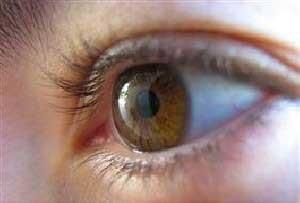 این نوع رنگ چشم در مردان بخصوص است
