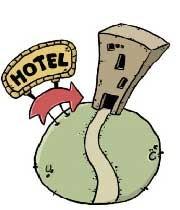 آشنایی به هتلداری از نوع ایرانی
