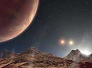 سیارهای  در خارج از منظومه شمسی برای زندگی