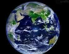 تناسب اندام به کره زمین هم سرایت کرد