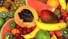 خاصیت میوه جات طبق رنگ آنها