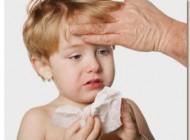 زنگ خطر تب در کودکان